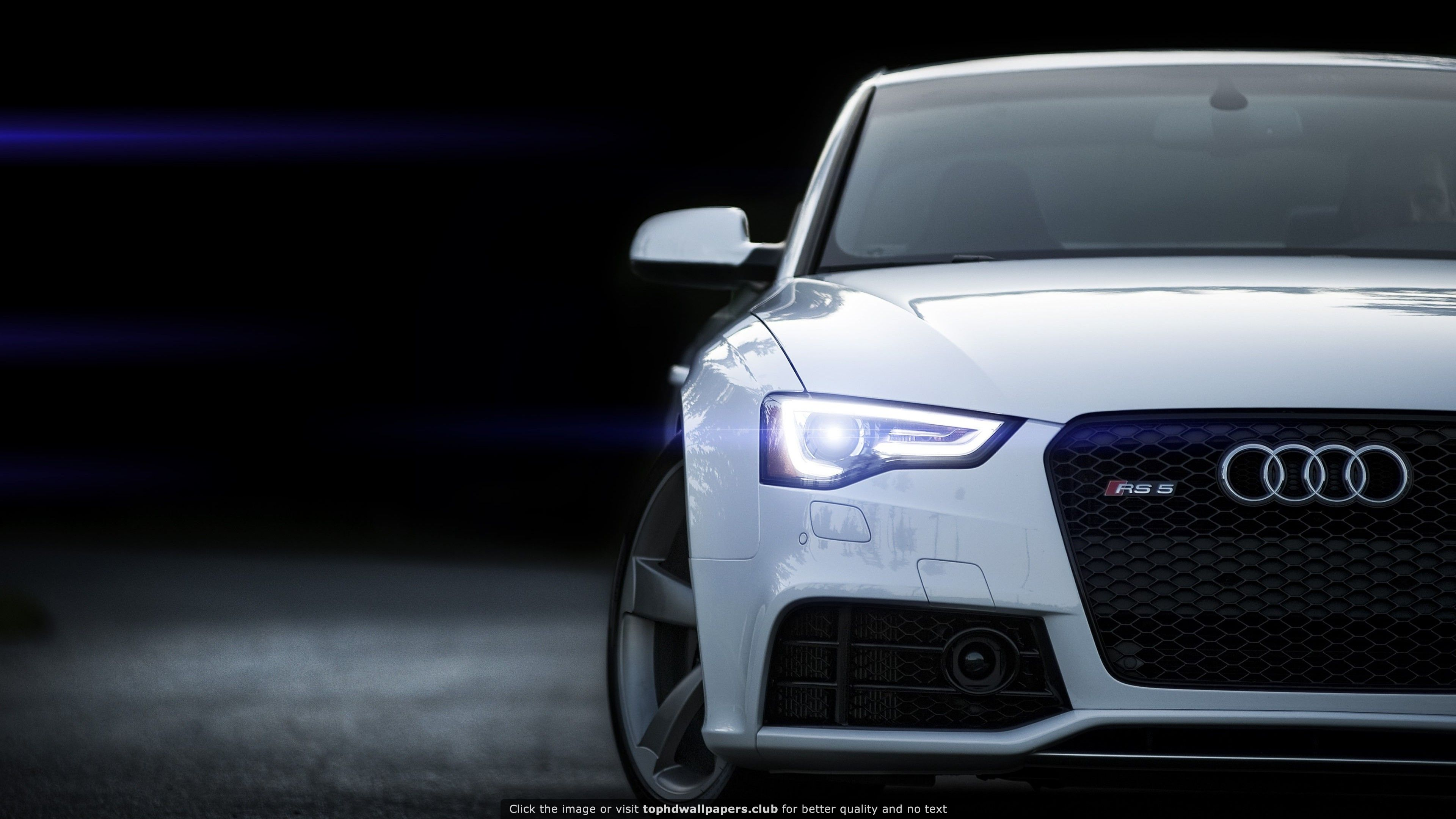 Audi Rs Coupe Hd Wallpaper For Your Pc Mac Or Mobile Device