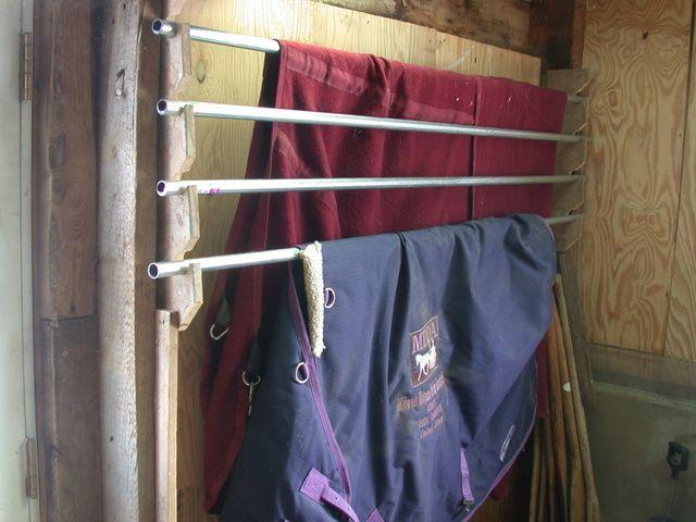 Horse Rug Storage Folding Blanket N Driver Com