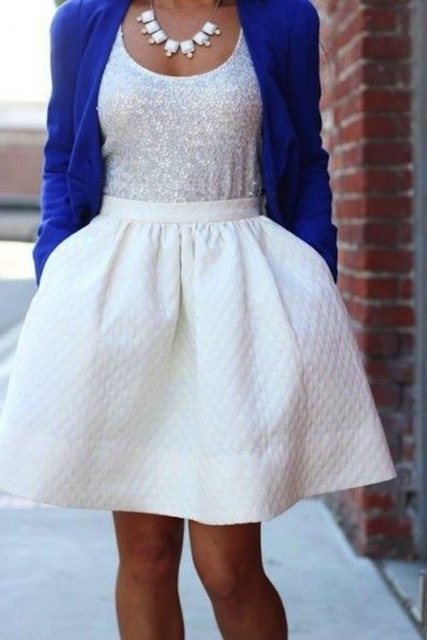 cbe4a622bc Trendy Summer Outfit Ideas with Pretty Dresses