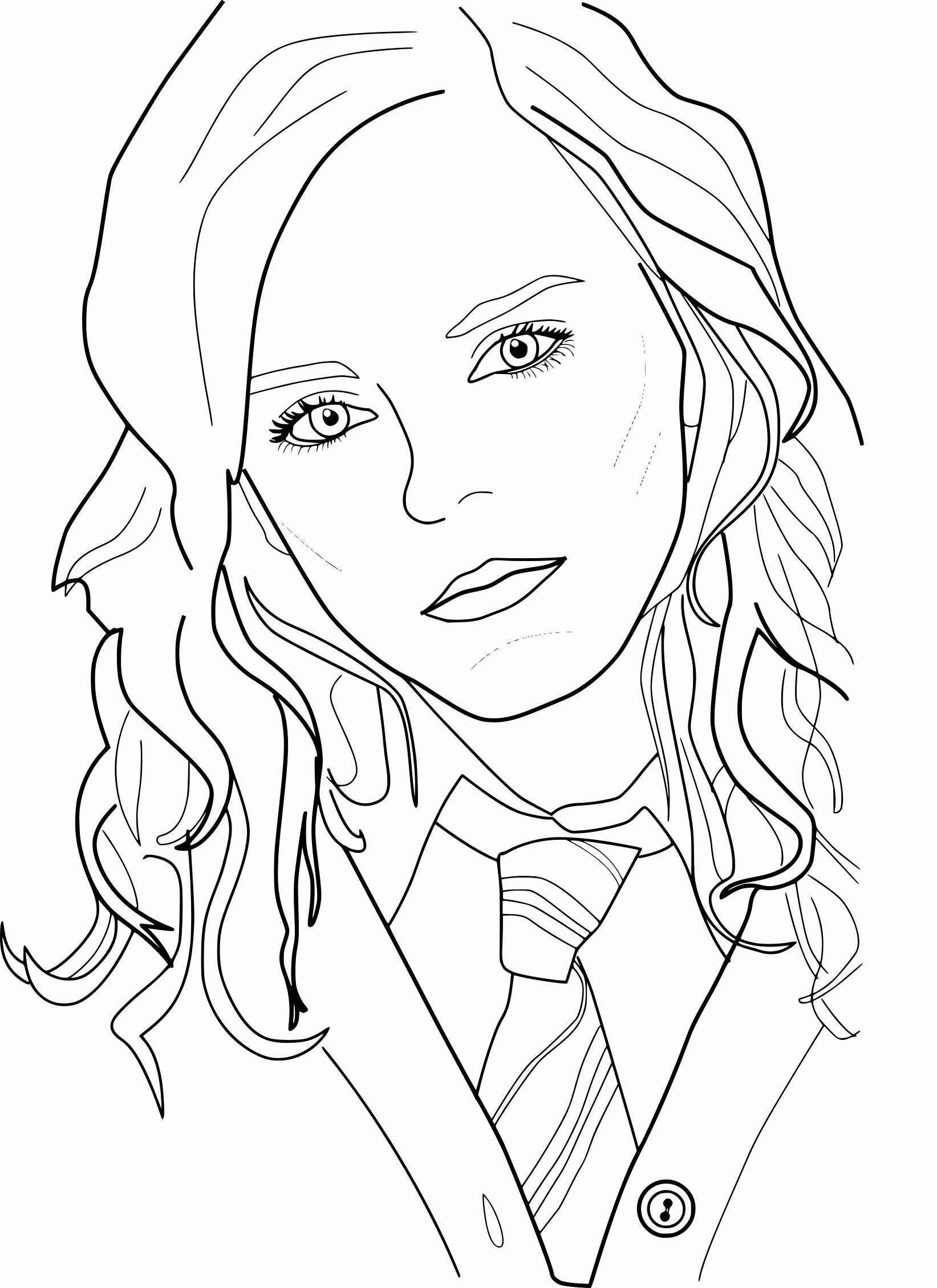 Harry Potter Coloring Pages For Kids In 2020 Harry Potter Coloring Pages Harry Potter Colors Coloring Books
