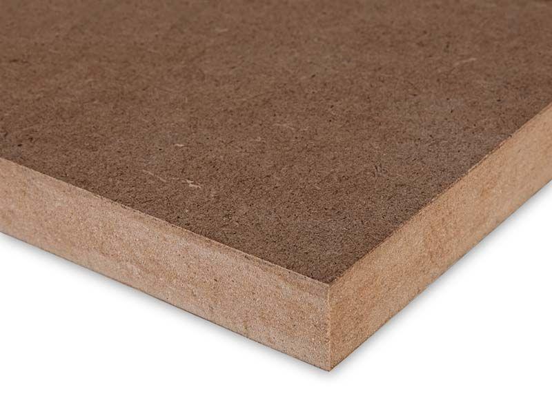 Hwl Platte nassverfahren verpresst harte holzfaserplatte hfh mat holz
