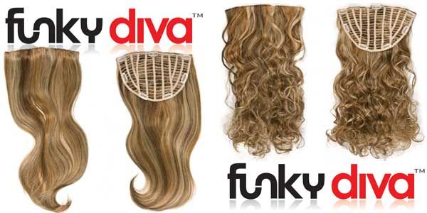 One piece clip in hair extensions next day delivery