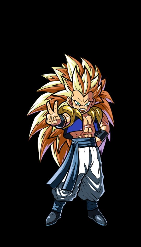 Dragon Ball Fighterz Gotenks Figpin 207 Dragon Ball Anime Dragon Ball Super Dragon