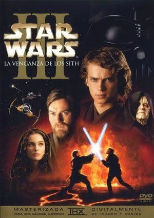 Poster Star Wars Episode Iii Revenge Of The Sith 2005
