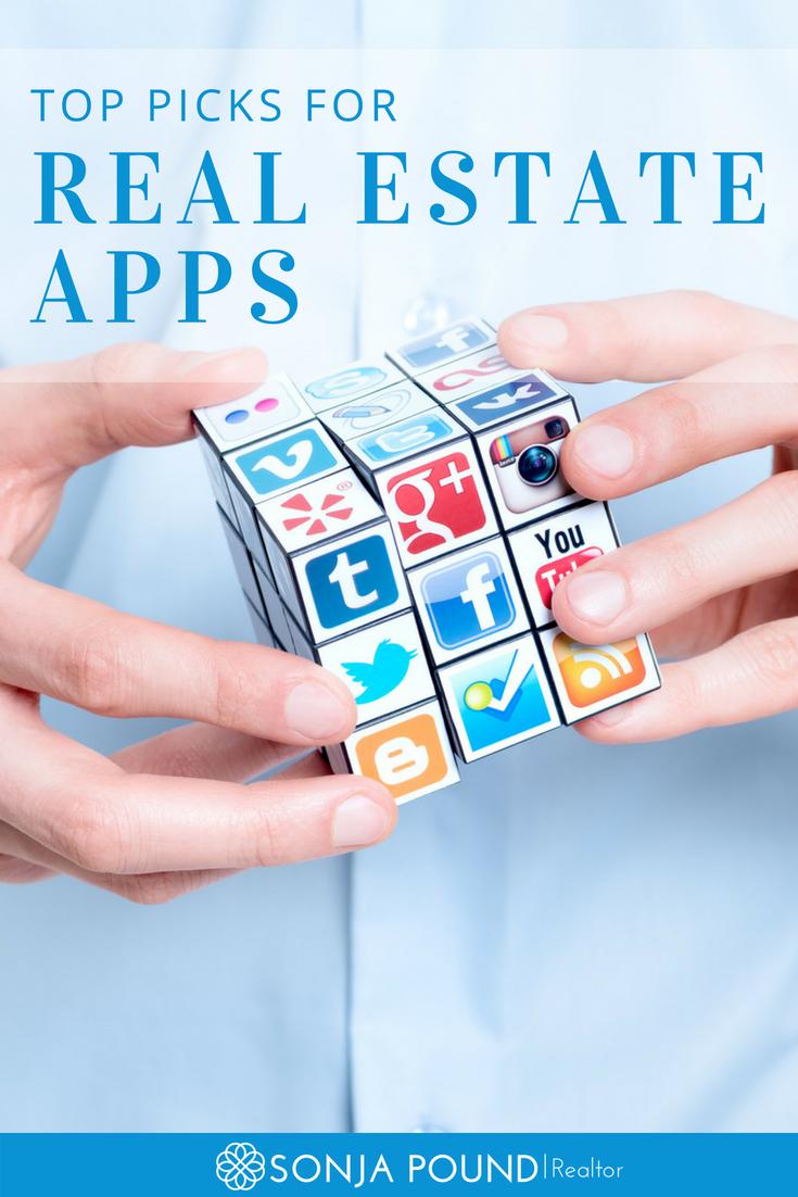 Top Picks for Real Estate Apps Real estate, App, Selling