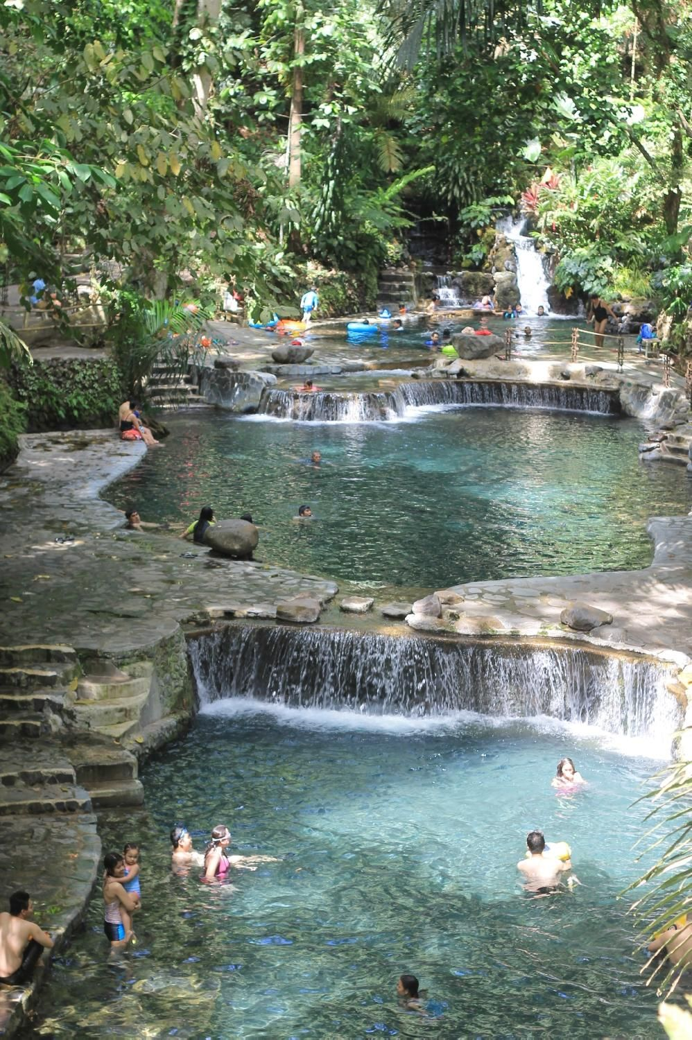 Paesaggi D Acqua Piscine hidden valley springs resort (calauan, philippines) - ranch