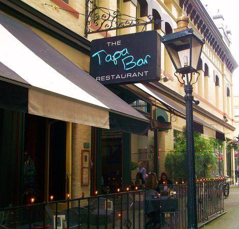 Photo Of The Tapa Bar Downtown Restaurants Vancouver Island Trip Advisor