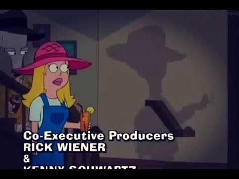Roger And Francine Try Role Playing American Dad American