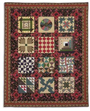 Underground Railroad Quilts | Underground Railroad Sampler - Quilt ... : underground quilt - Adamdwight.com