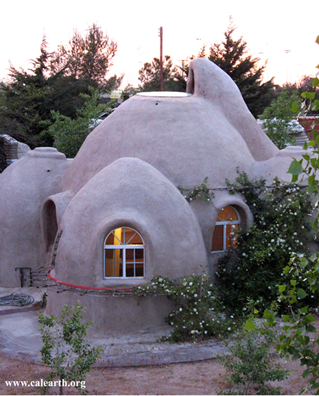 Cal-Earth's Eco-Dome Architecture In New England?