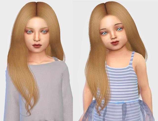 Sims 3 frisuren mod