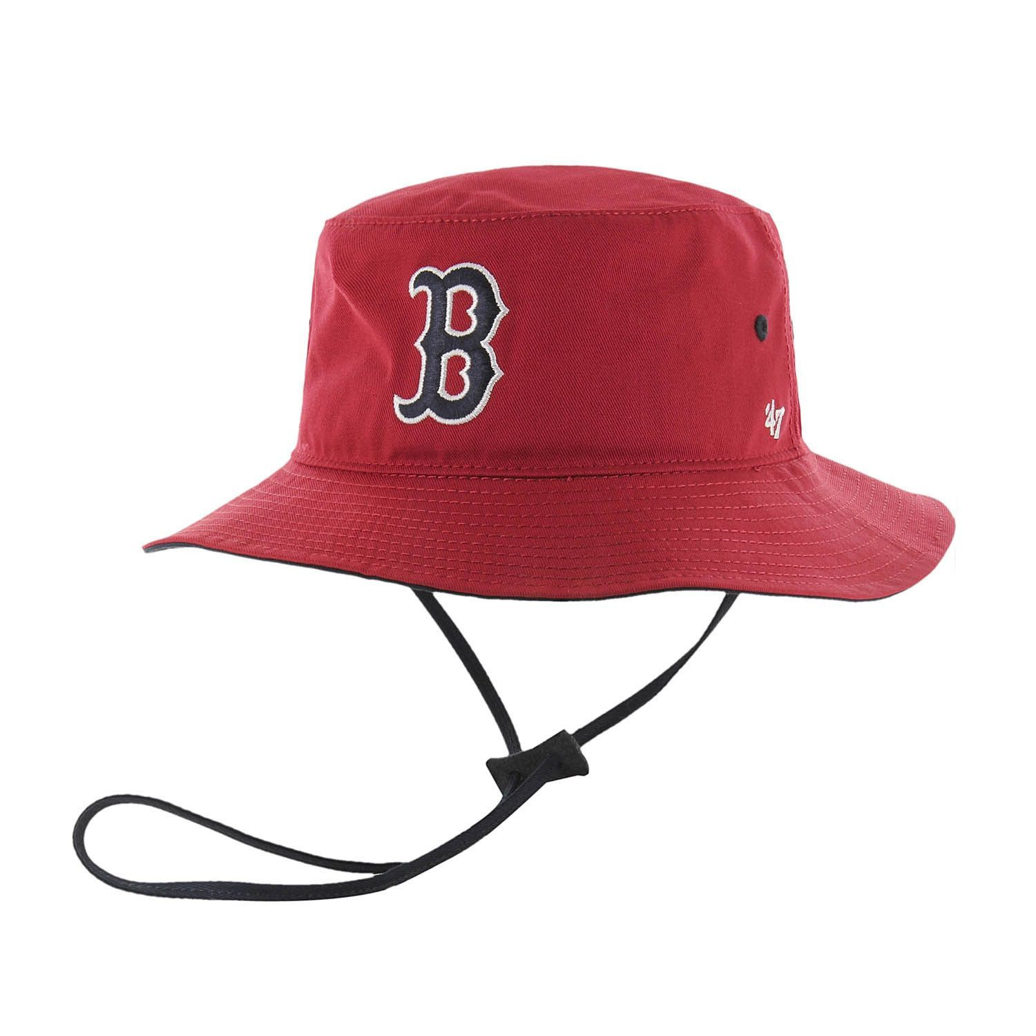 1dfd21894e246 Red Sox bucket hat. Perfect to keep the sun out of the eyes of Red Sox  fans