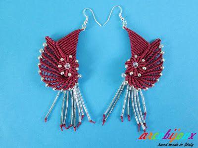 arcobaleno bijoux: Orecchini Iolanda