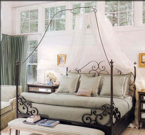Own A King Size Wrought Iron Bed Iron Canopy Bed Wrought Iron Beds Iron Bed