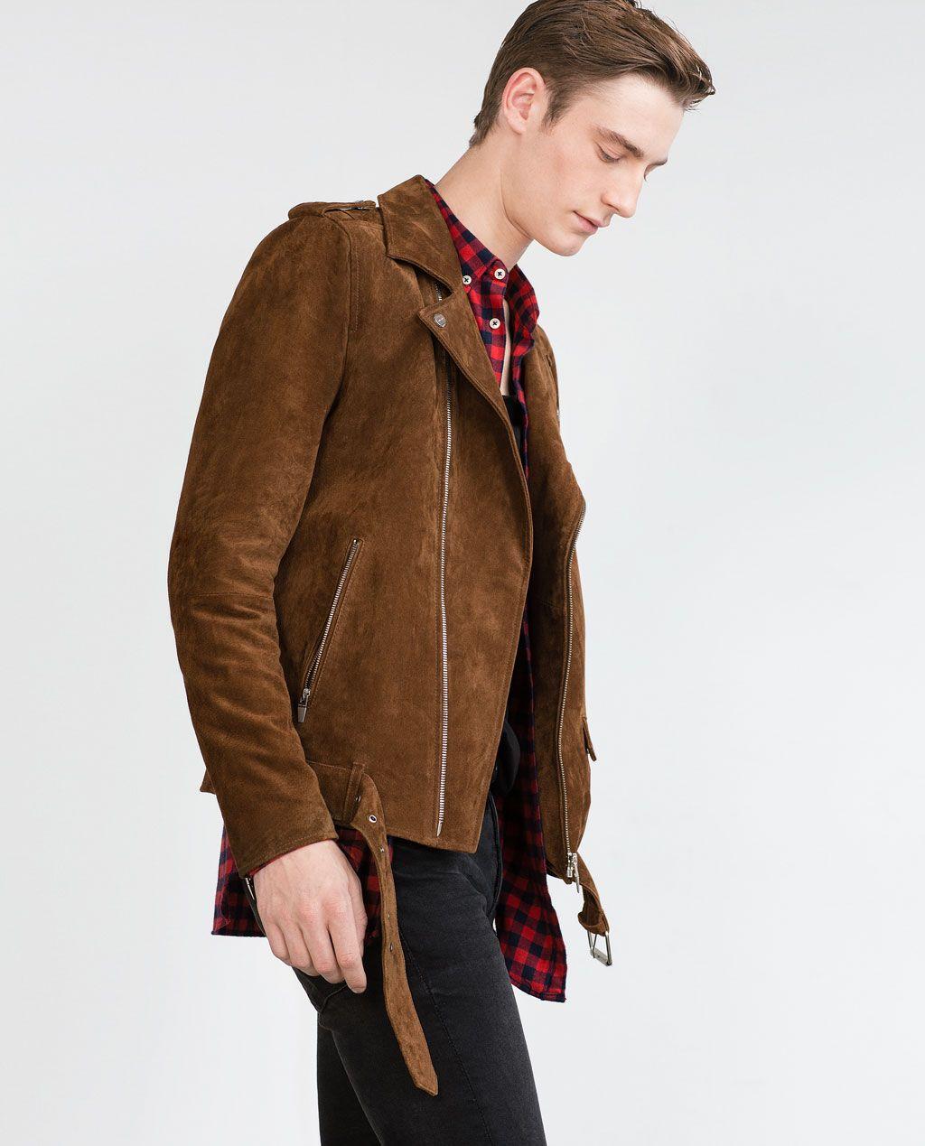 fc65cdb7af48 biker jacket from Zara