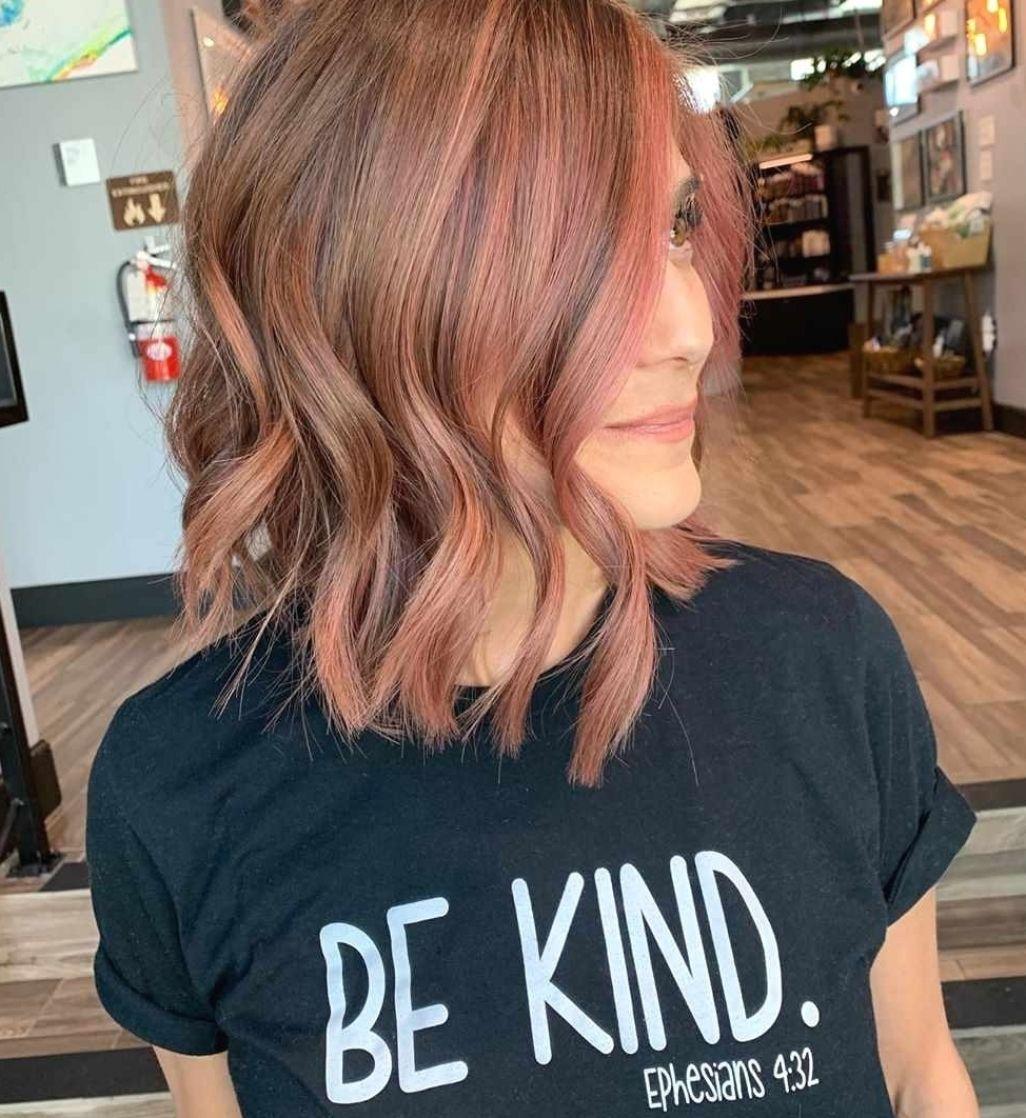 30+ Best Fall Hair Colors For Short Hair 2019-2020 …