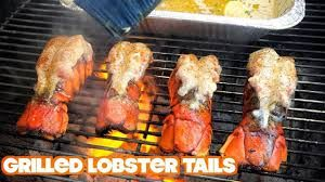 Grilled Lobster Tail Recipe with Garlic Butter (2018)