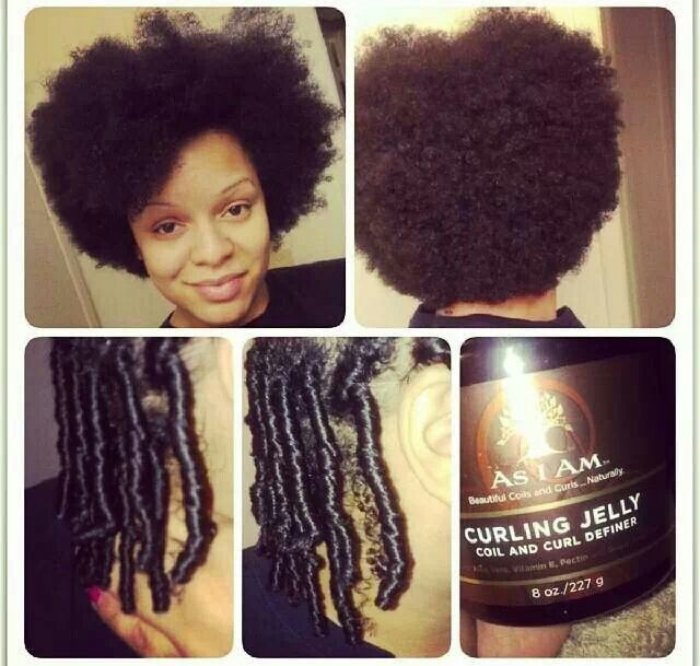 Finger Coils Using Gel Something To Try Hair Pinterest