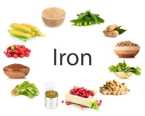 Food To Eat For Iron Intake