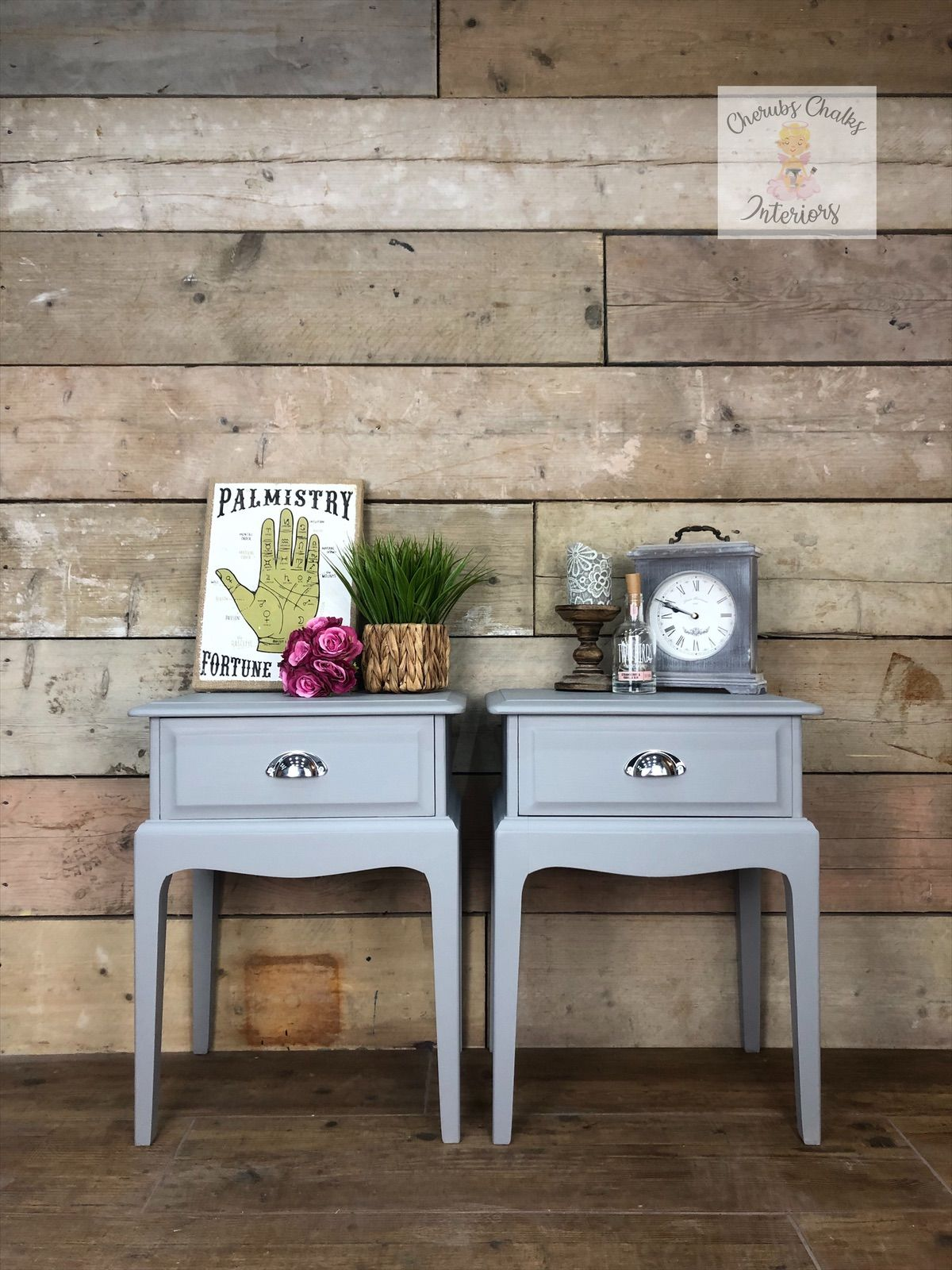 Light Grey Bedside Table: Pin On Grey Furniture