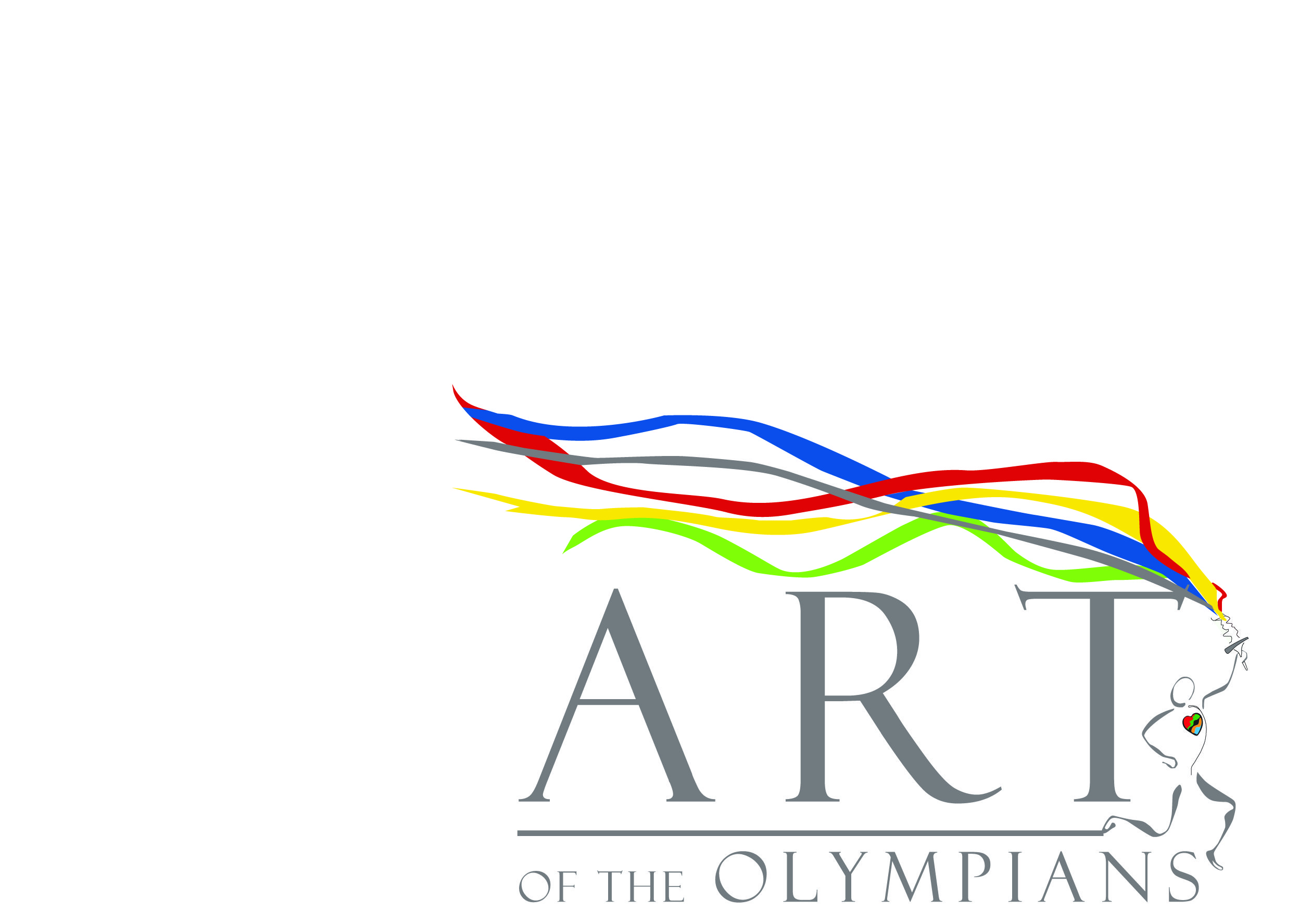 Brand Logo Art of the Olympians Recreation Marketing