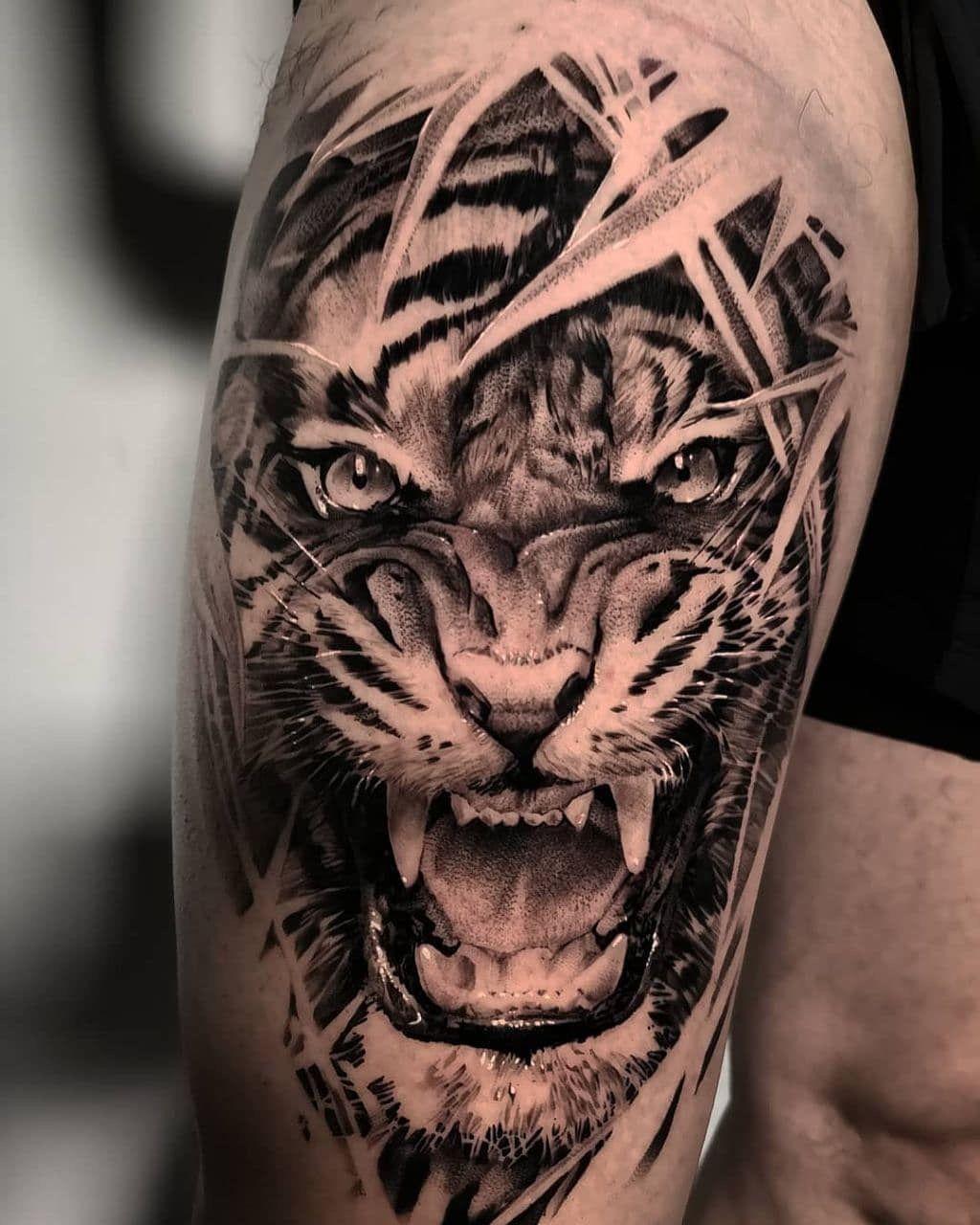 Pin By Daniel Troyce On Tattoos Tiger Tattoo Sleeve Tiger Tattoo Tiger Tattoo Design