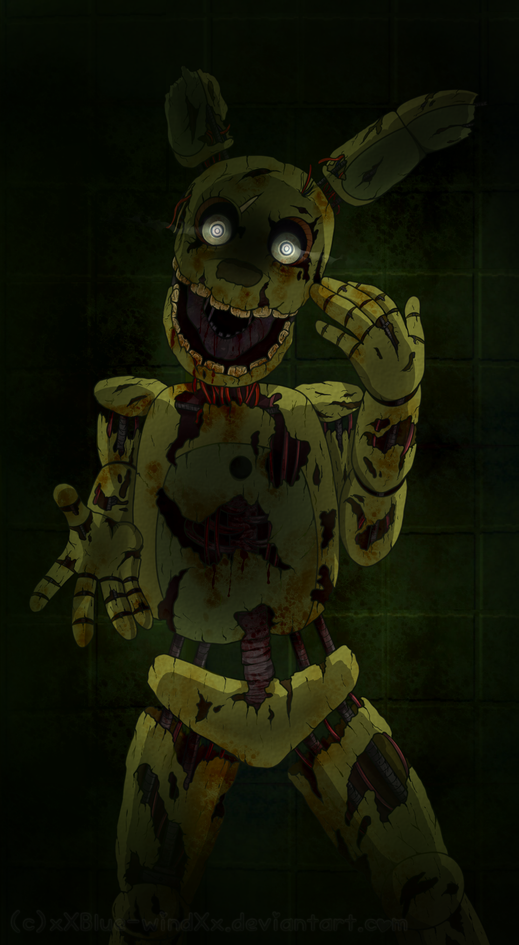 Pin on Five Nights at Freddy's