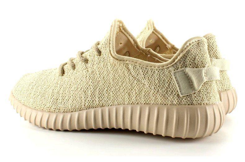 Buty Sportowe West Point 8124 Beige Bezowy Adidas Yeezy Boost Sneakers Adidas Sneakers