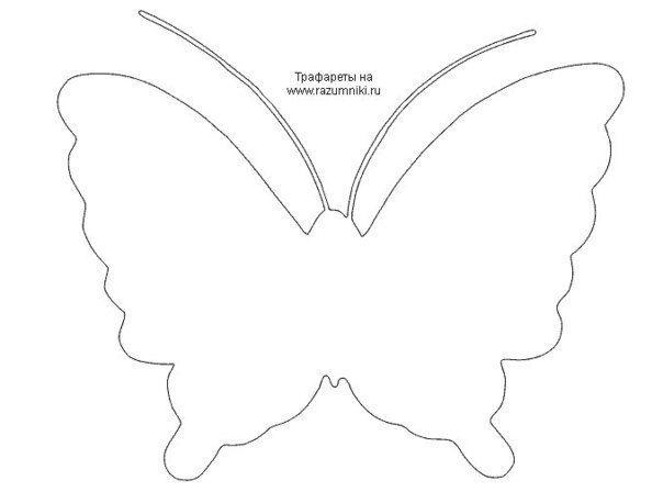 Patrones de mariposa para decorar las paredes casa - Mariposas en la pared ...