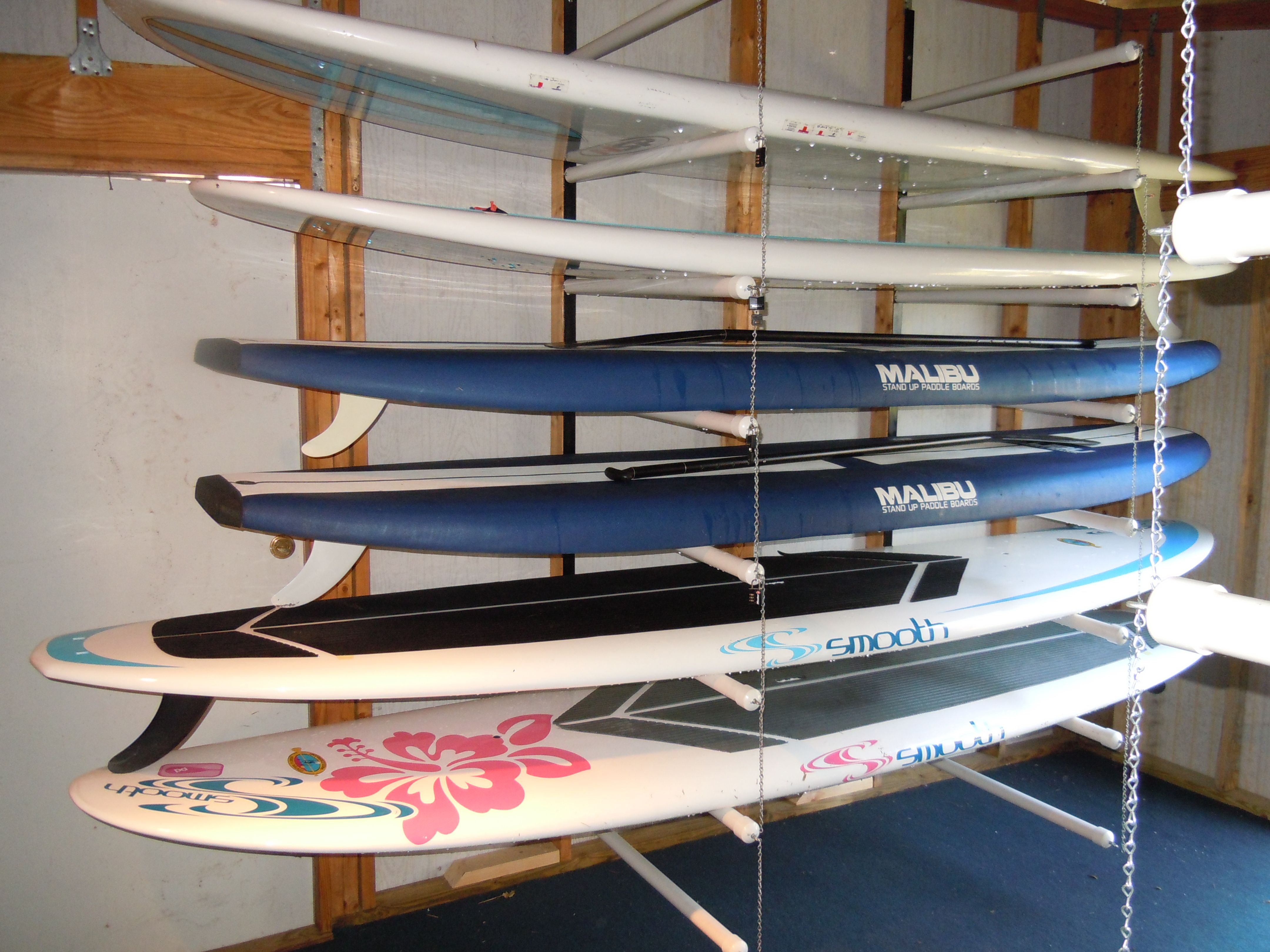 We Now Have Paddle Board Storage For Just 30