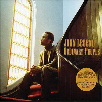 Ordinary People John Legend Free Piano Sheet Music And