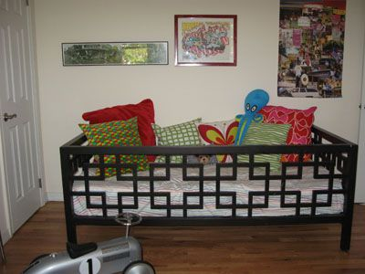 Brilliant Daybed Facing Wall As Toddler Bed Toddler Room