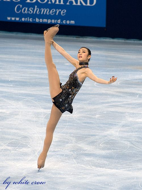 Yu Na Kim  TEB 2009