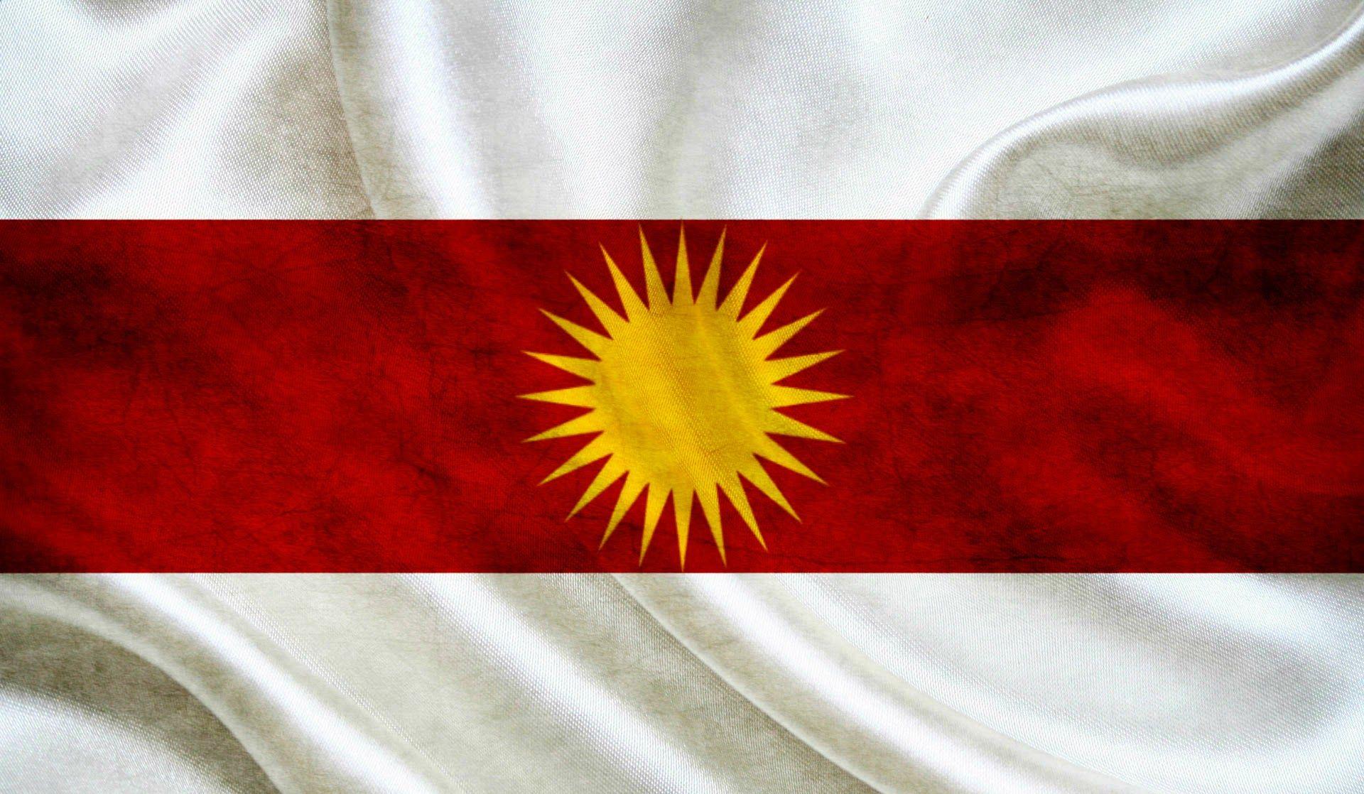 езидский флаг фото национальный костюм зачастую