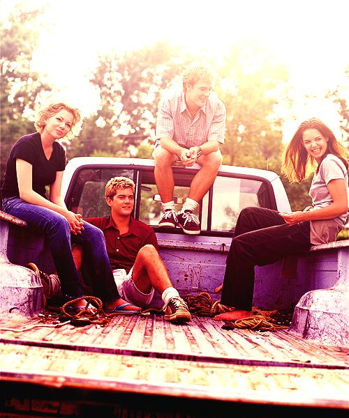 Dawson's Creek. One of my favorite shows. Dawsons creek