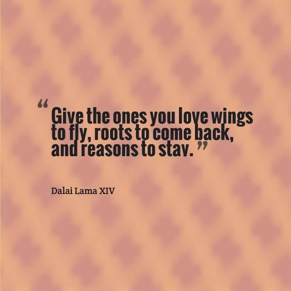 Give the ones you love....