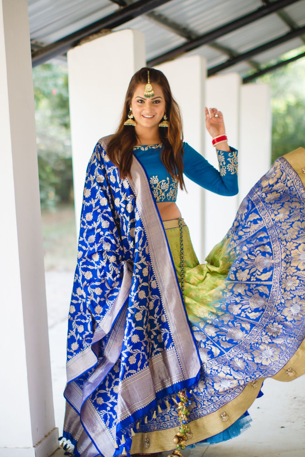 Since I Love The Kimono Style Dresses I Ve Seen On: Guilty Bytes: Indian Fashion Blogger