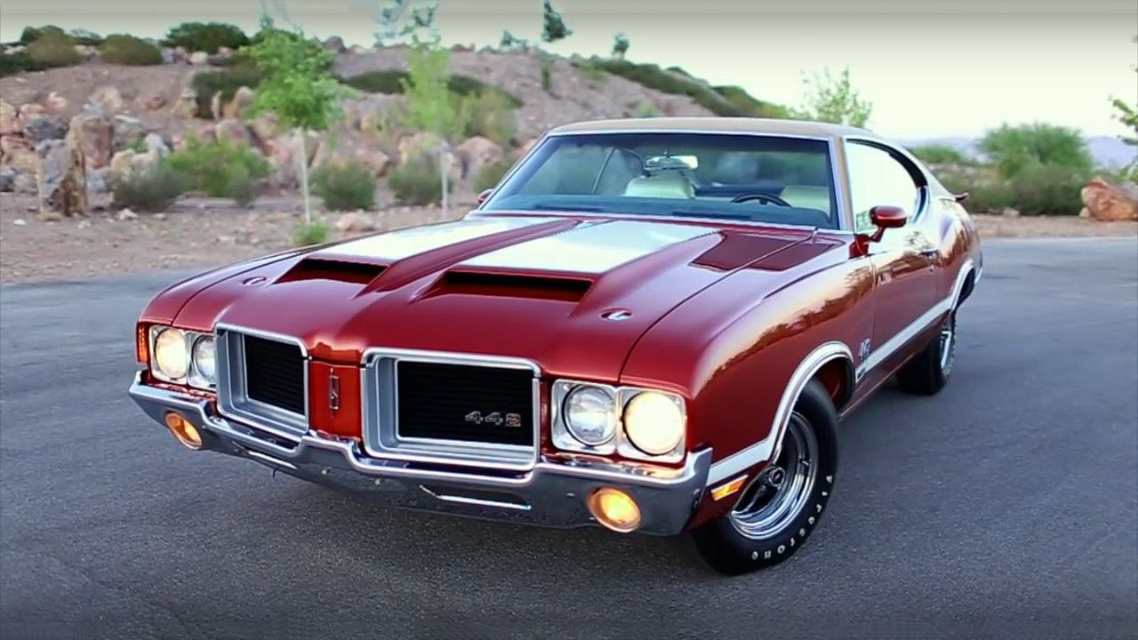 Check this beautiful 1971 Oldsmobile 442 W-30 - Old School ...