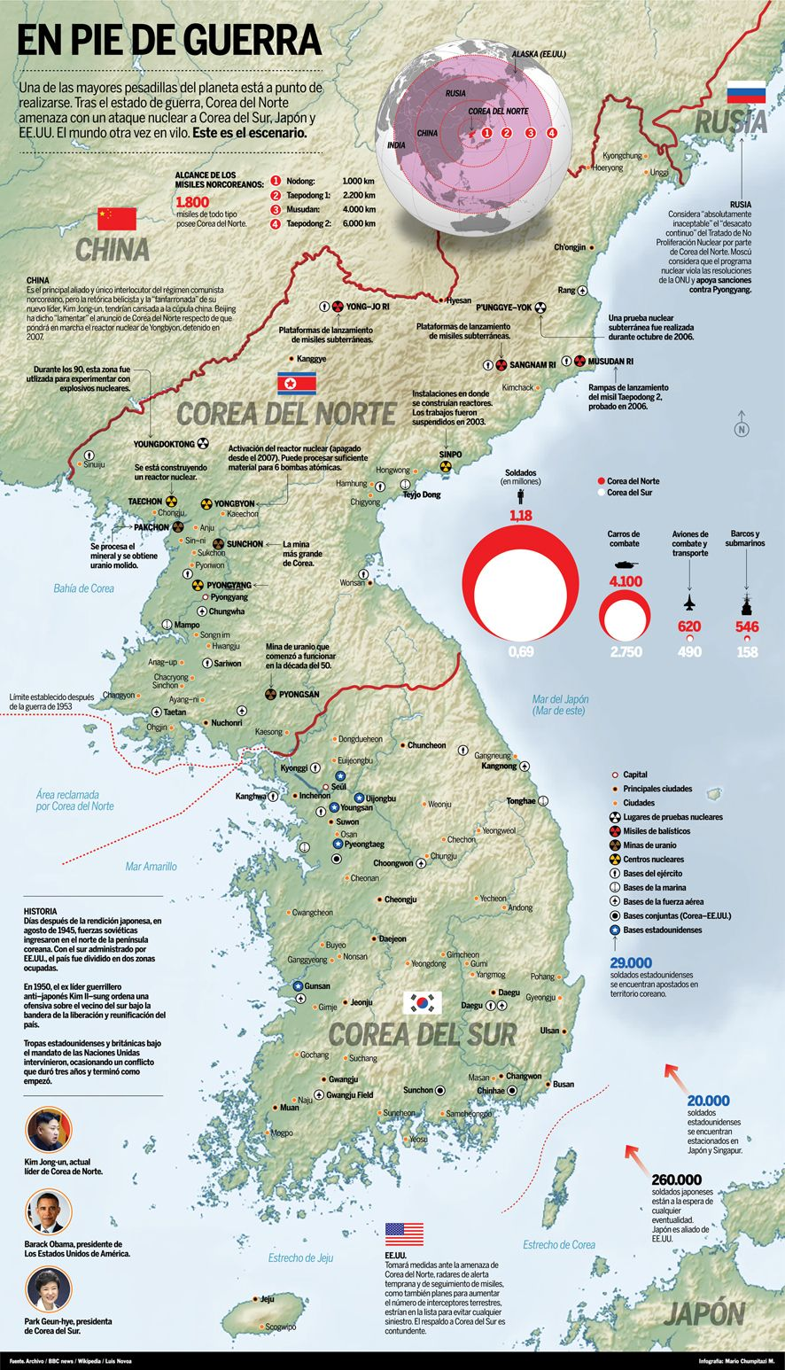 Guerra De Corea Mapa.Pin En Historia