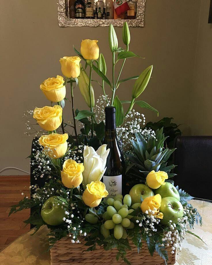 Flores Y Frutas 322 6207274 Cra 669 40b Barrio El