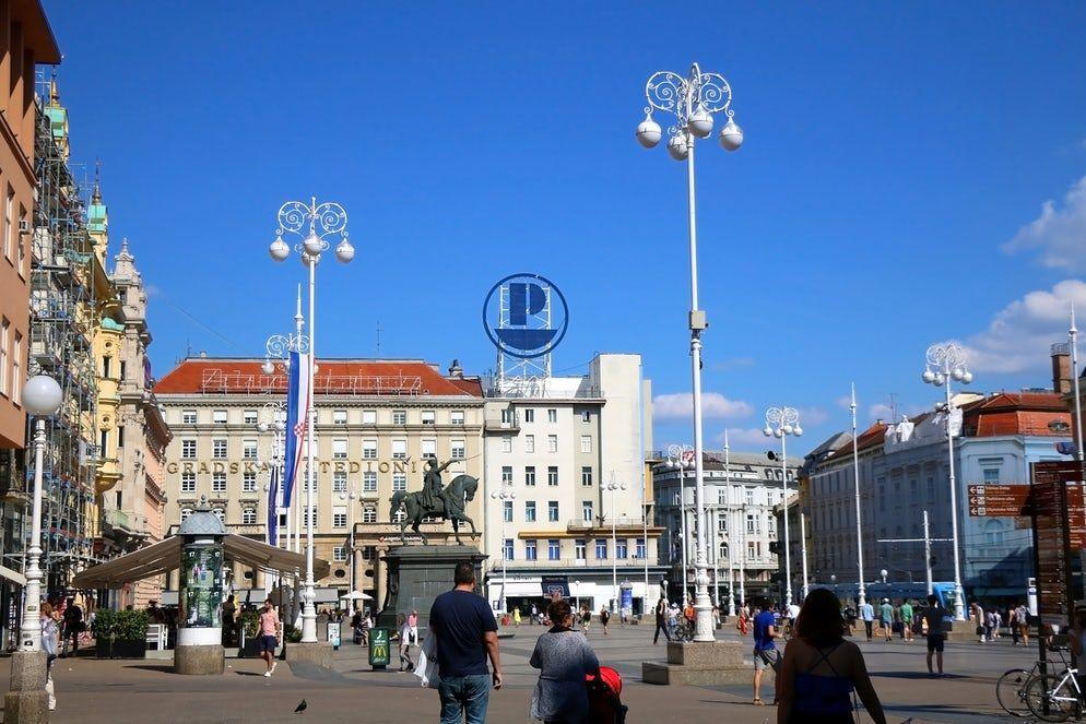 A Zagreb Tour Through Five Stations Zagreb Europe Travel Tours