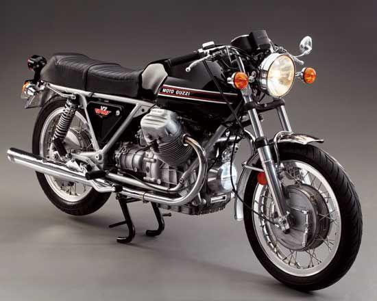sex appeal 1973 moto guzzi v7 sport classic italian. Black Bedroom Furniture Sets. Home Design Ideas