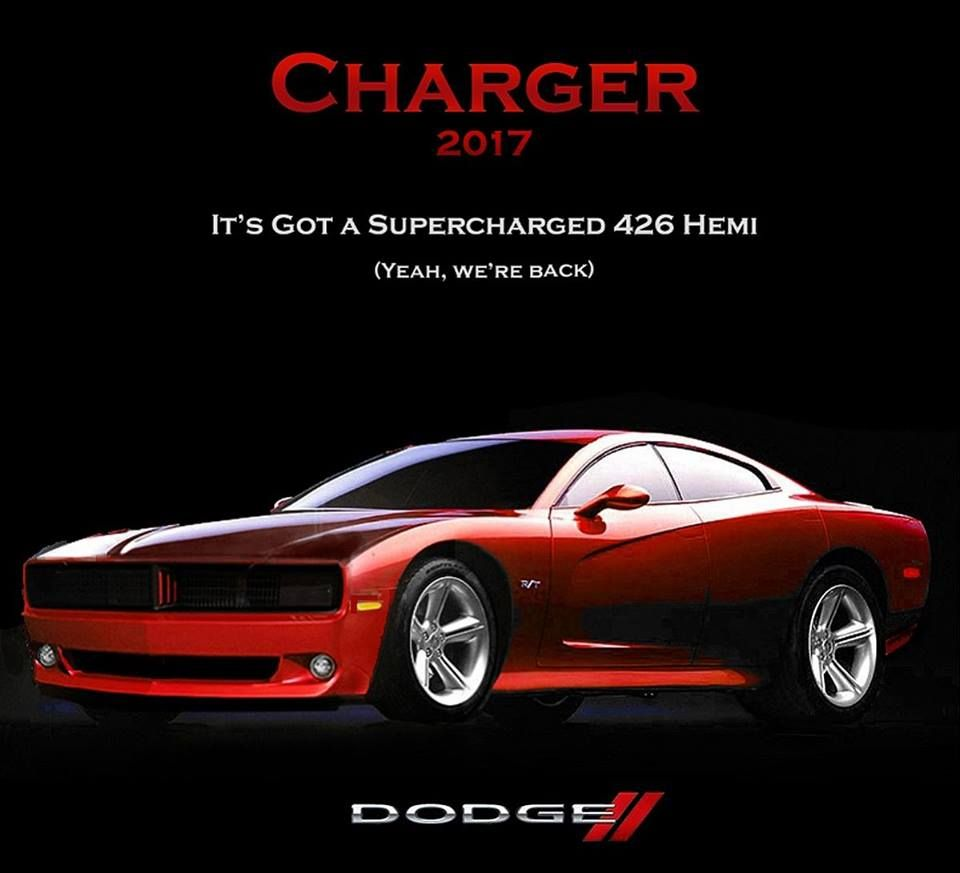 2017 Dodge Charger Sweeeeet Mopar 426 Hemi Supercharger Dodge