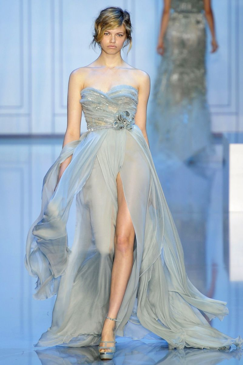 Elie Saab. By far the most spectacular dresses from the couture ...