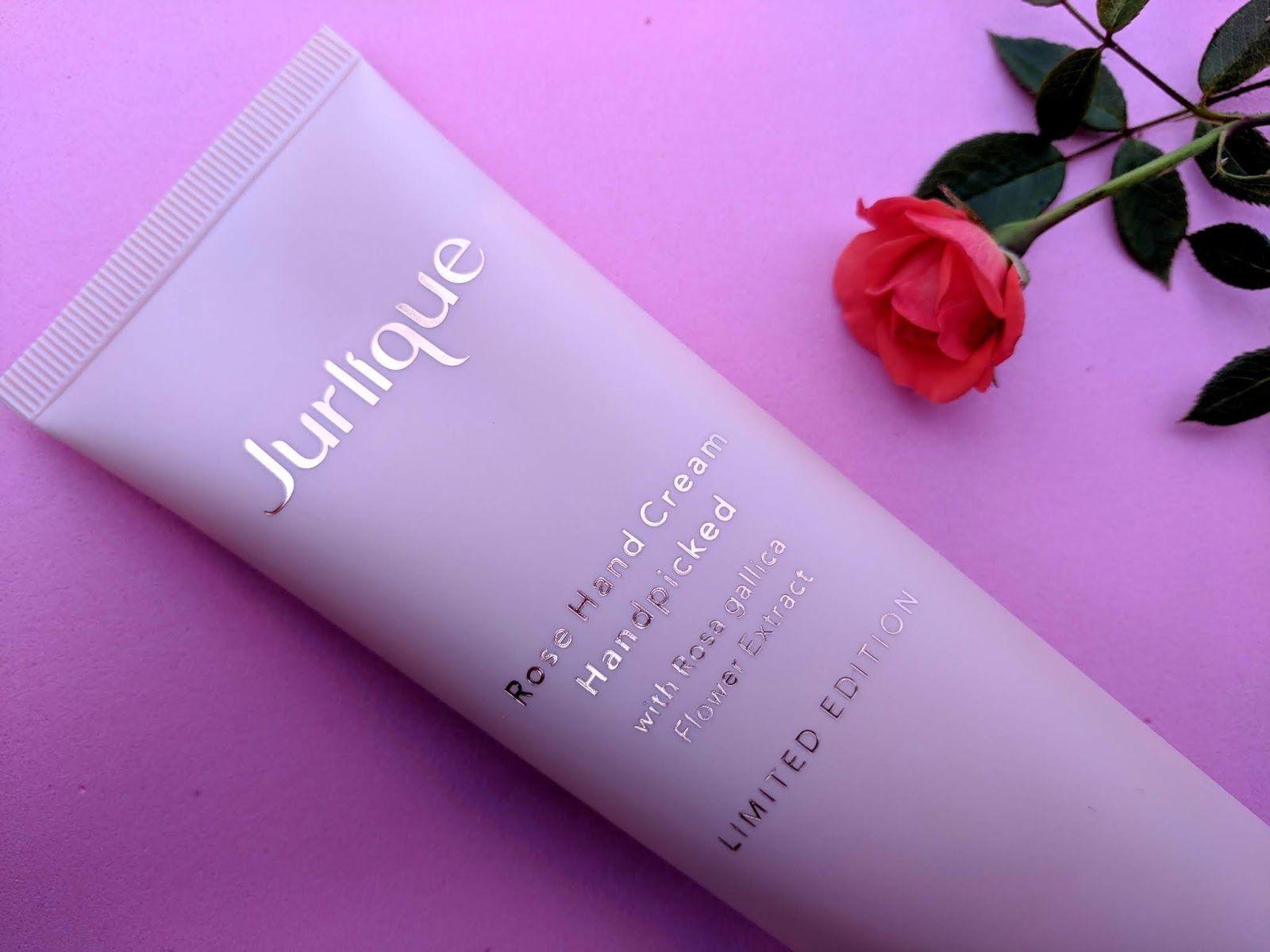 Jurlique Rose Hand Cream Handpicked Limited Edition | Beauty