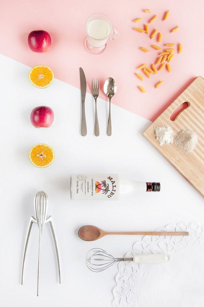 Beautiful food styling #foodstyling #ingredients #recipe