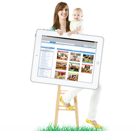 QK Software Qikkids software for sign in etc. Childcare