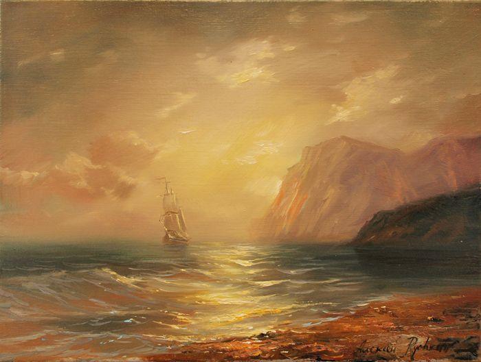 """""""Koktebel Bay"""" 2012"""