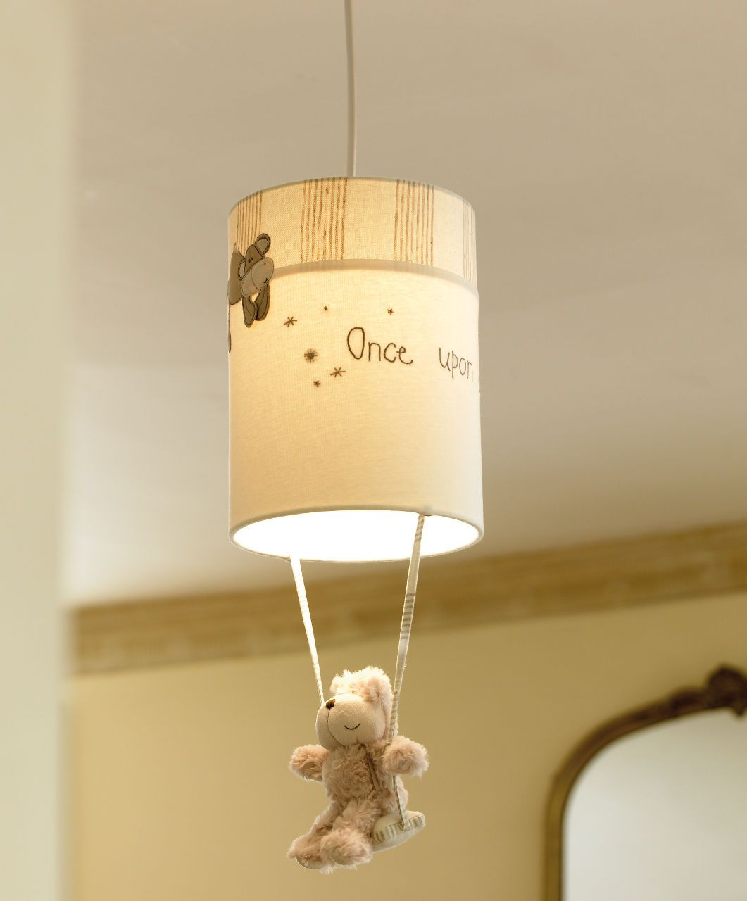Once upon a time lampshade nursery accessories mamas papas baby registry once upon a time lampshade nursery mozeypictures Images