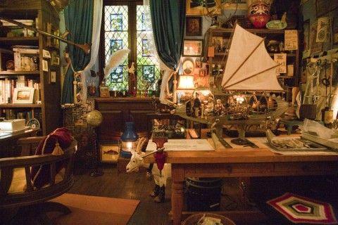 Studio Ghibli Museum, Tokyo (need to prebuy tickets) http://www.ghibli-museum.jp/en/